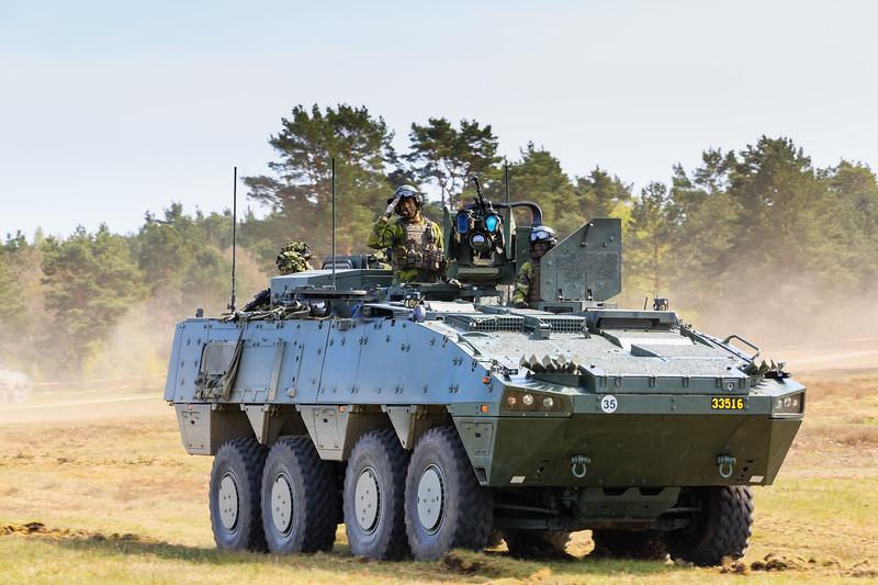 Patria XA-360 AMV