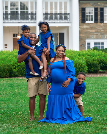 The Booker Family