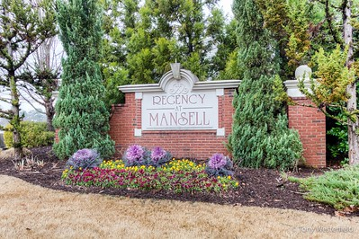 Regency At Mansell Townhome Roswell (32)