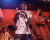 King Sunny Ade and his African Beats performing at Kimball's East in Emeryville, CA in the early 1990's.