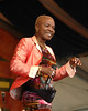 Angelique Kidjo performs at the New Orleans Jazz & Heritage Festival on May 5, 2006.