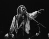 Bunny Wailer performing at the Henry J. Kaiser Auditorium in Oakland on November 7, 1986.