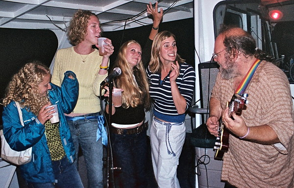 05.08.28 Reggae Cruise with The Dani Tribesmen