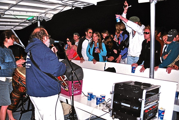 08.07.13 Reggae Cruise with The Dani Tribesmen