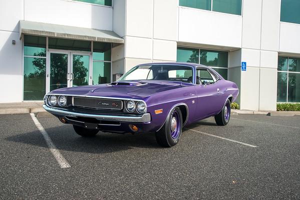 1970 Hemi Challenger R/T