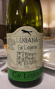 We were introduced to this excellent white wine a night following the Cabernet. Great also!