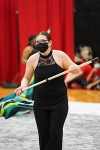 Willaism Field presents Cooley Guard, WF Guard, Winds, & Drumline parent night // February 13, 2021 // photography by Devon Christopher Adams
