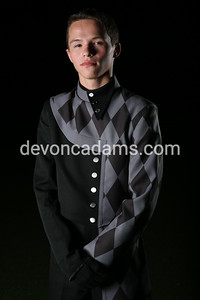 Williams Field Black Hawk Regiment Senior Banner Photos // devoncadams@gmail.com