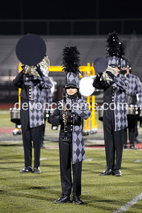 WFHS Marching Band family show September 18, 2020. Higley, AZ Photo by Devon Adams