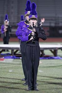 WIlliams Field High School Marching Band Invitational // Queen Creek High School // Oct 24, 2020 // Gilbert, AZ // Photography by Devon Christopher Adams