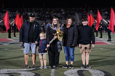 Regiment Senior Night Parents // November 2020