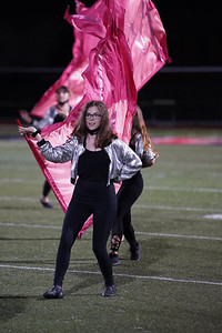 WIlliams Field High School Marching Band Invitational // Valley Vista High School // Oct 24, 2020 // Gilbert, AZ // Photography by Devon Christopher Adams