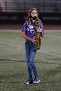 WIlliams Field High School Marching Band Invitational // Valley Vista High School // Oct 24, 2020 // Gilbert, AZ // Photography by Devon Christopher Adams
