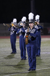 WIlliams Field High School Marching Band Invitational // Willow Canyon High School // Oct 24, 2020 // Gilbert, AZ // Photography by Devon Christopher Adams