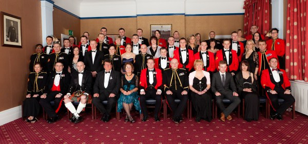Regimental Dinner at Colchester Garrison