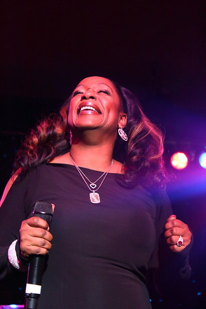 Regina Belle live at Nancy Wilson 80th Birthday Party in Los Angeles