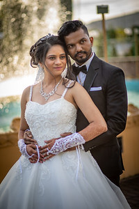 Raginold & Sweta Wedding 0009