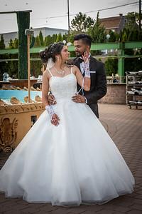 Raginold & Sweta Wedding 0016