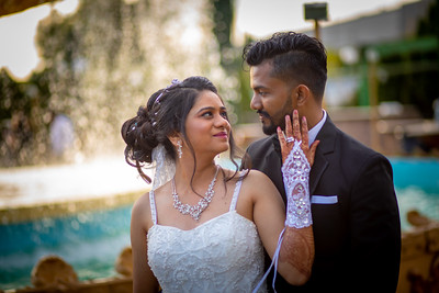 Raginold & Sweta Wedding 0018