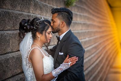Raginold & Sweta Wedding 0042