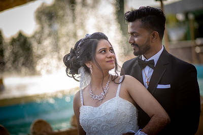 Raginold & Sweta Wedding 0005
