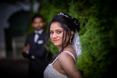Raginold & Sweta Wedding 0027