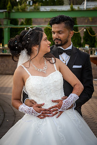 Raginold & Sweta Wedding 0014