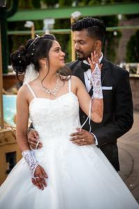 Raginold & Sweta Wedding 0015