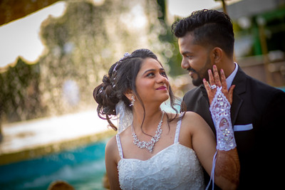 Raginold & Sweta Wedding 0019