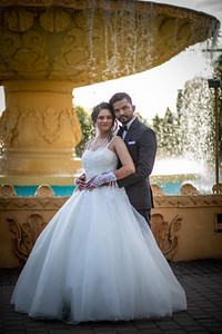 Raginold & Sweta Wedding 0013