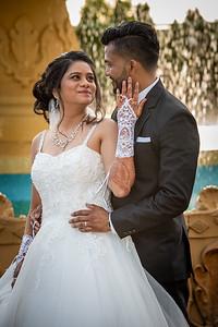 Raginold & Sweta Wedding 0017