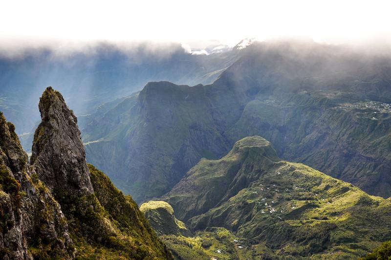 Col du Maido, Reunion Island, France