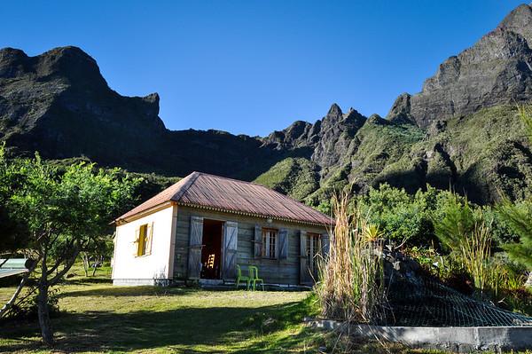 Cirque de Mafate, Reunion Island, France