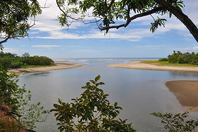 Nicoya Peninsula landscapes, Costa Rica