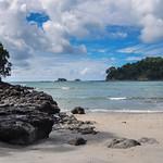 Beach at Manuel Antonio National Park, Costa Rica