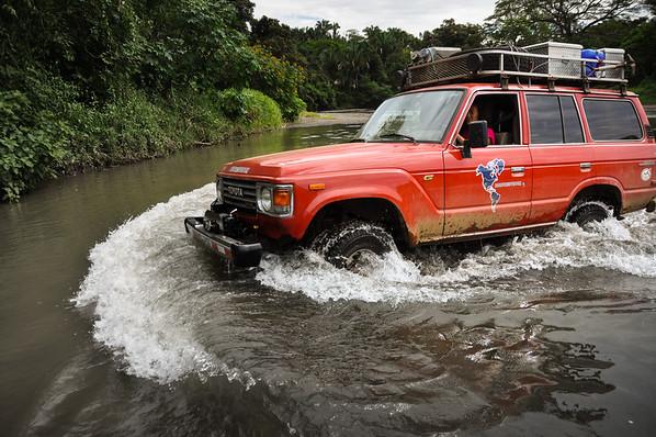 Adventure in Nicoya Peninsula, Costa Rica