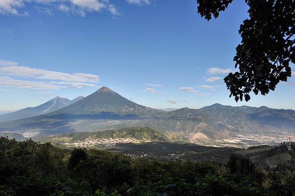 Volcan Pacayan in Antigua, Guatemala