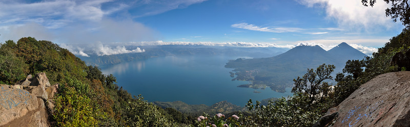 Lago Atitlan, Guatemala