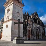 Merced Church, Granada, in Nicaragua