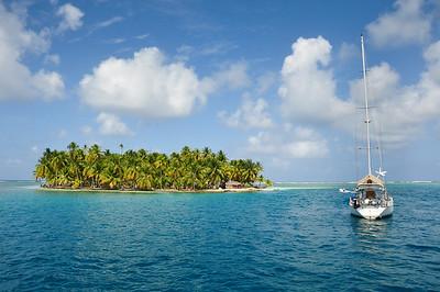 Sailing the San Blas Islands, Panama