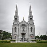 Ste Anne de Beaupre Basilica, near Quebec, Canada