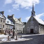 Old Quebec city, Quebec, Canada