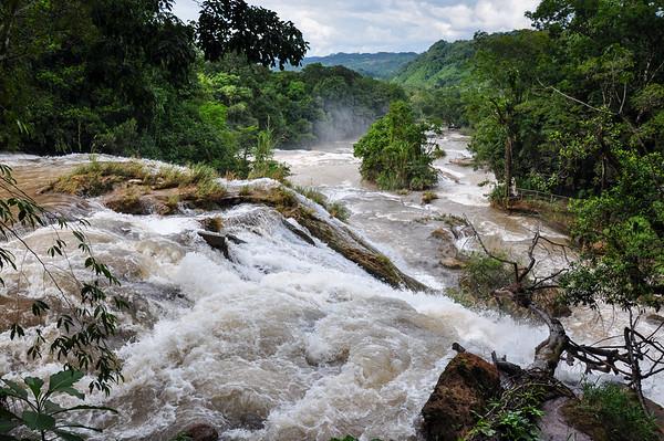 Agua Azul, Chiapas, Mexico