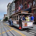 Historical Tramways in San Francisco, California, USA