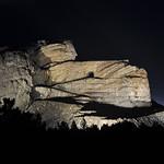 Crazy Horse memorial, South Dakota, USA