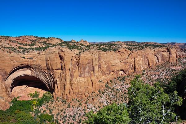 Navajo Tribal National  Monument, Arizona, USA