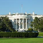 The White House in Washington D.C, USA