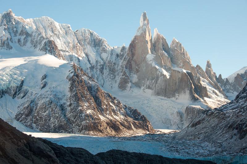 Spectacular Cerro Torre, Fitz Roy, Argentina