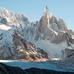 Spectacular Cerro Torre, Fitz Roy, Argentina.
