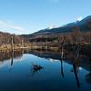 Landscapes of Tierra del Fuego, South Argentina